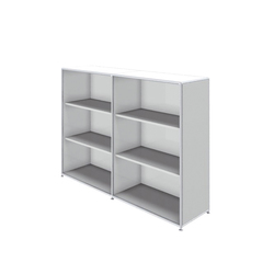 Bosse Shelving Unit 3 FH | Office shelving systems | Bosse Design