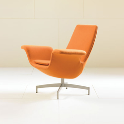 Dialogue Lounge Seating | Poltrone | HBF Furniture