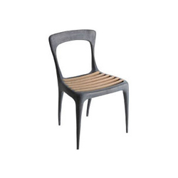 Flow dining chair | Chaises de restaurant | Henry Hall Design