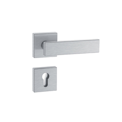 Standard door fittings design 185X | Set di maniglie | HEWI