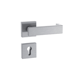 Standard door fittings design 186X | Set di maniglie | HEWI