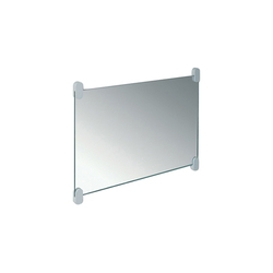 Plate glass mirror | Wall mirrors | HEWI