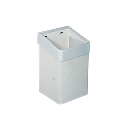 Paper towel basket | Waste bins | HEWI