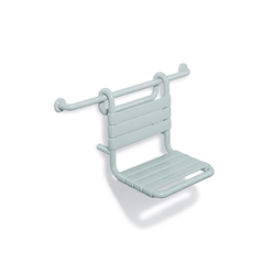 Removable hanging seat | Shower seats | HEWI