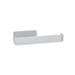 Double toilet roll holder | Portarotolo | HEWI