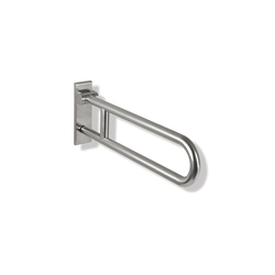 Hinged support rail | Pasamanos / Soportes | HEWI