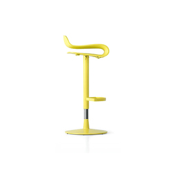BCN Adjustable stool | Bar stools | Kristalia