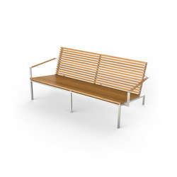 Home Double Lounge Chair | Sofás de jardín | Viteo