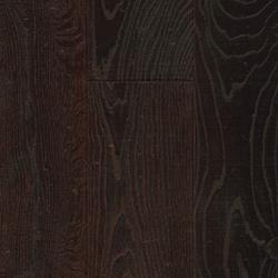 Hardwood Oak dark rustic