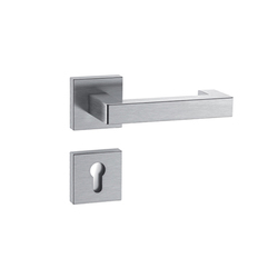 Standard door fitting design 103X | Juego picaportes | HEWI