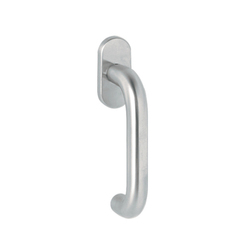 Window lever handle design 111X | Lever window handles | HEWI