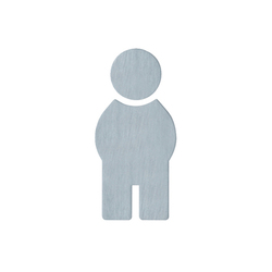 Pictogramme homme | Toilet signs | HEWI