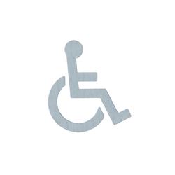 Symbol Rollstuhl | Raumbezeichnungsschilder | HEWI