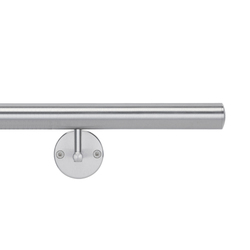 Handrail, straight end | Handrails | HEWI