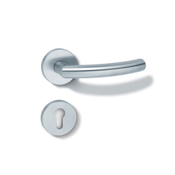 Standard door fittings design 161X | Handle sets | HEWI