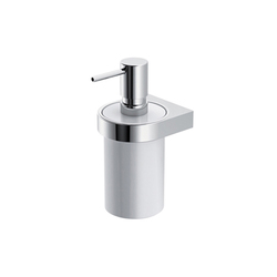 Soap dispenser with holder | Soap dispensers | HEWI