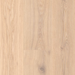 Hardwood Oak superbianco basic | Wood flooring | Admonter