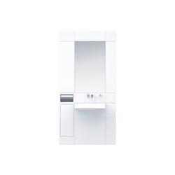Washbasin module I E | Lavabos mueble | HEWI
