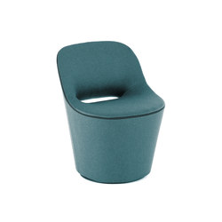 Eddy | Restaurant chairs | Tacchini Italia