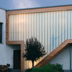 TIMax GL | Aufstockung Wohnhaus | Facade systems | Wacotech