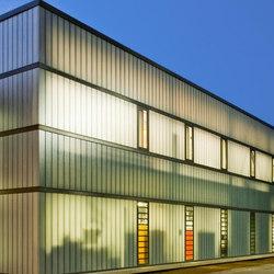 TIMax LT | BERU Electronics | Fassadenbeispiele | Wacotech