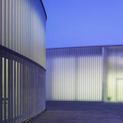 TIMax LT | Kunstschule Waiblingen | Fassadenbeispiele | Wacotech