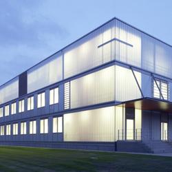 TIMax GL | BSH Hamburg | Facade design | Wacotech
