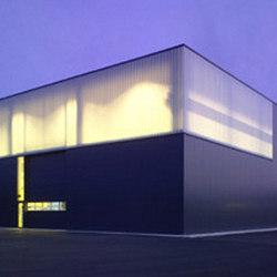TIMax GL | Rippert Anlagentechnik | Ejemplos de fachadas | Wacotech