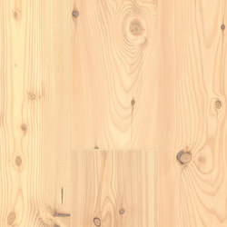 FLOORs Softwood Larch white rustic | Wood flooring | Admonter