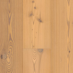 Softwood Larch aged white basic | Wood flooring | Admonter