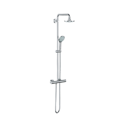 Euphoria Shower System for wall mounting | Shower taps / mixers | GROHE