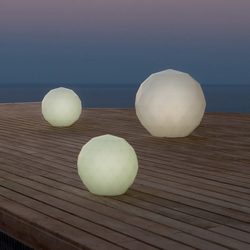 Vases base Lamp | Outdoor floor-mounted lights | Vondom