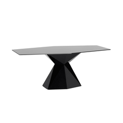 Vertex table | Tables à manger de jardin | Vondom