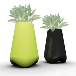 Vlex pot | Bacs à fleurs / Jardinières | Vondom
