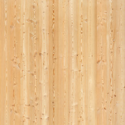 ELEMENTs Siberian Larch | Wood panels | Admonter Holzindustrie AG