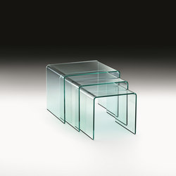 RIALTO TRIS | Coffee tables | Fiam Italia