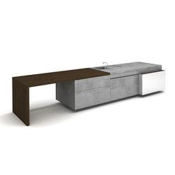 BETONküche10 | Island kitchens | steininger.designers