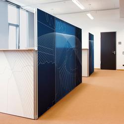 mooia acoustic base | Sistemi divisori stanze | Sedus Stoll