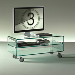 C&C SIDE | Side tables | Fiam Italia