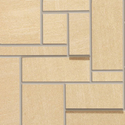 E.motion Warm Beige Dimension | Ceramic mosaics | Caesar