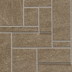 E.motion Deep Brown Dimension | Ceramic mosaics | Caesar