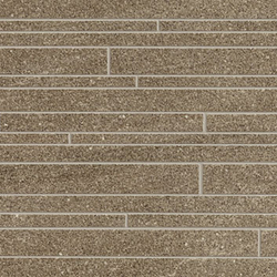 E.motion Deep Brown Wall | Ceramic mosaics | Caesar