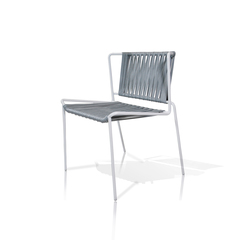 Out_Line Hand-woven chair | Restaurant chairs | Expormim