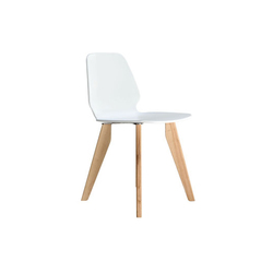 selinunte wood 561 | Multipurpose chairs | Alias
