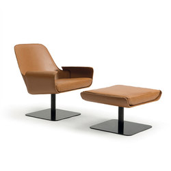 Mingus | Lounge chairs | Durlet