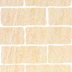 Q2 Tea Quartz Brick 1 | Ceramic mosaics | Caesar
