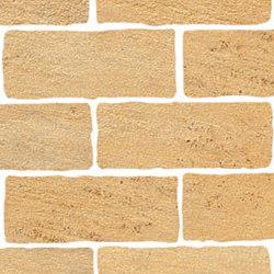 Q2 Quarzite di Barge Brick 1 | Ceramic mosaics | Caesar