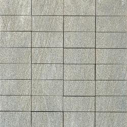Q2 Quarzita di Barge Compositione 2 | Mosaici | Caesar