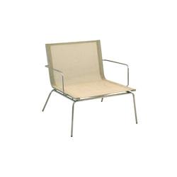 Trama Sling Armchair | Garden armchairs | Calma