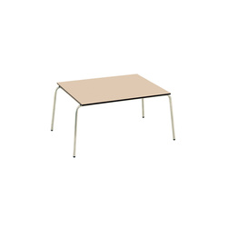 Trama Sling Side Table | Tables d'appoint de jardin | Calma